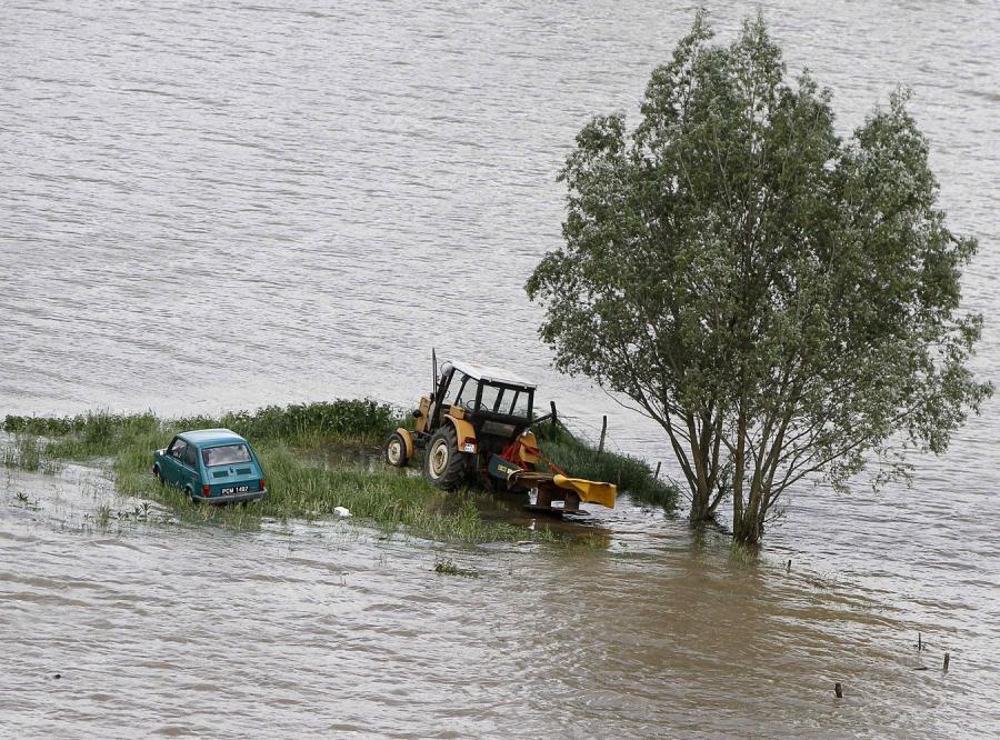Sposób na powódź? Pogłębiani Wisły