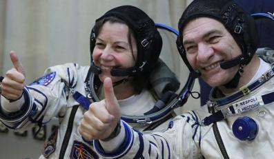 Nowa załoga w drodze na Międzynarodową Stację Kosmiczną