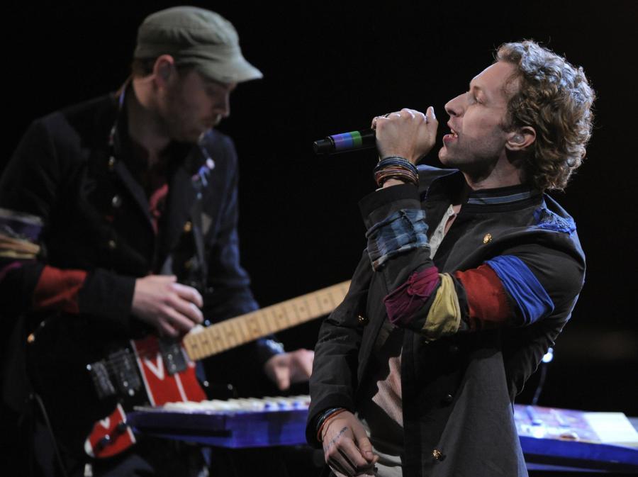 Coldplay również na Open\'erze