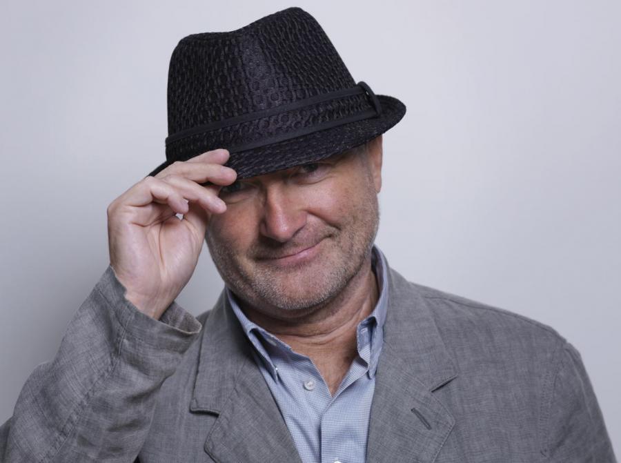 """Going Back"""" było pierwszym solowy krążkiem Phila Collinsa po sześciu latach przerwy"""