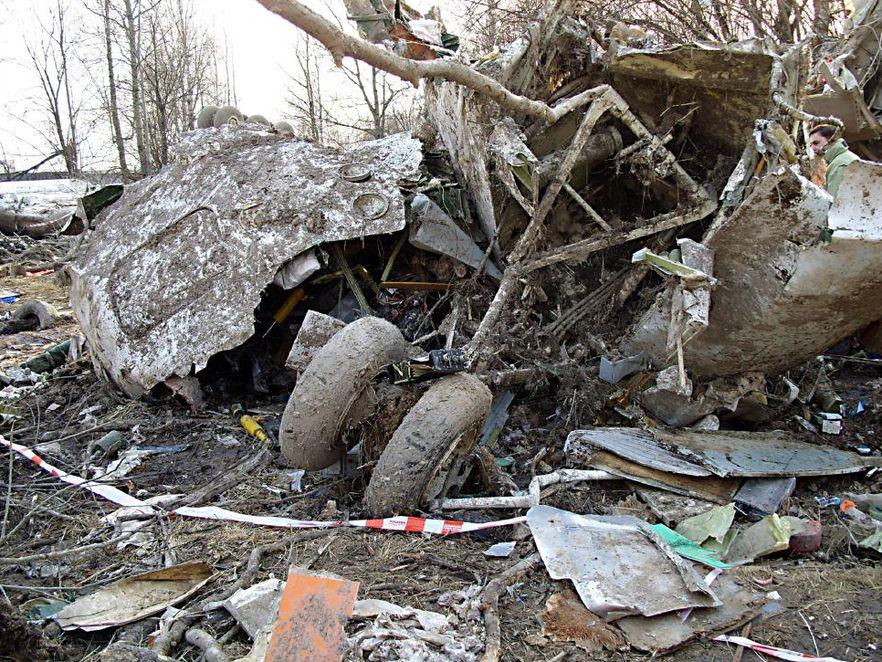 Sprawa telefonu satelitarnego w Tu-154M. Jest odpowiedź z Danii