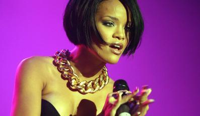 Rihanna wystąpi dziś na stołecznym Torwarze