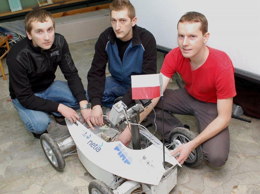 Ten robot z Polski podbije Marsa?