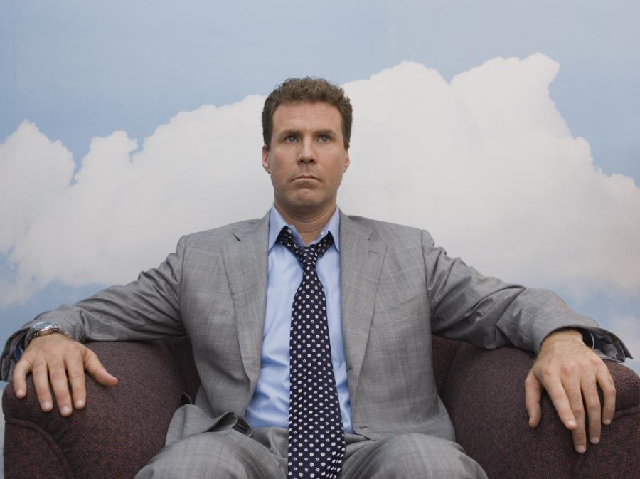 Will Ferrell jako Harold Crick
