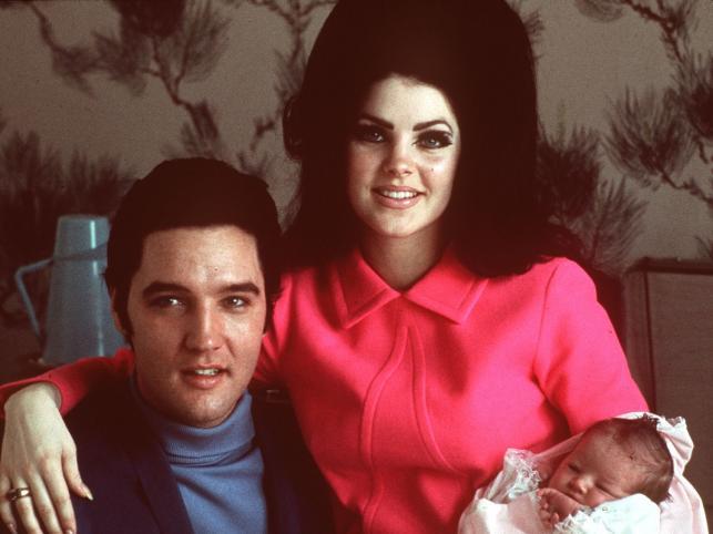 Elvis i Priscilla Presley. Wielka miłość, zakończona rozwodem i przyjaźnią