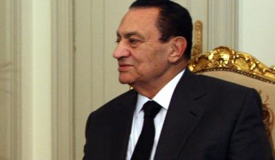Odsunięty od władzy prezydent Hosni Mubarak