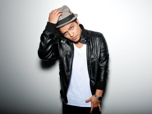 """Bruno Mars nagrał piosenkę do obrazu """"Saga Zmierzch: Przed świtem"""""""