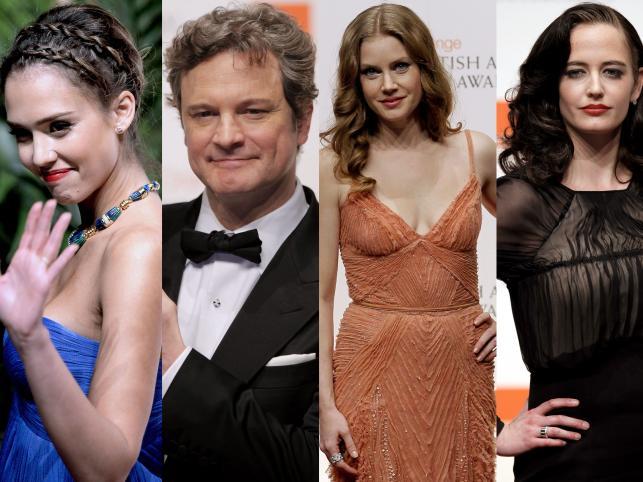 Brytyjskie Oscary rozdane!