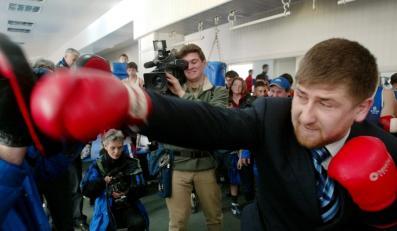 Prezydent Czeczenii Ramzan Kadyrow od lat podkreśla, że jest miłośnikiem sportu