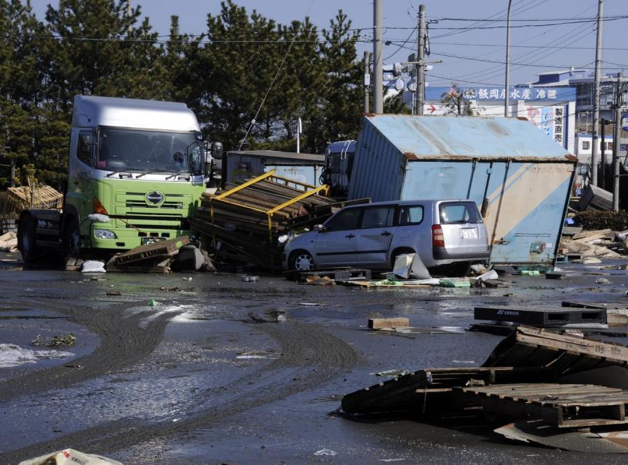 Tsunami zabrało połowę mieszkańców? 9,5 tys zaginionych