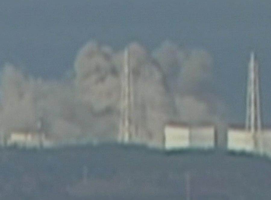 Zbierają zapasy jodyny po wybuchu w elektrowni atomowej
