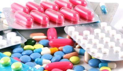 Kupujemy znacznie mniej leków