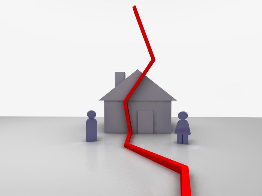 Kto zostanie w mieszkaniu po rozwodzie małżonków