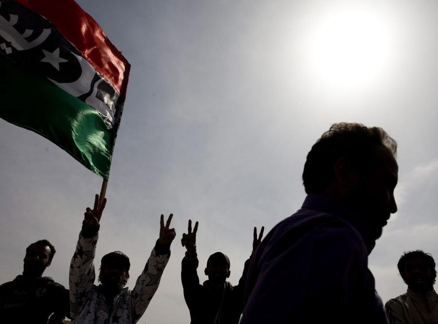 USA i Egipt szkolą libijskich powstańców w tajnym obozie