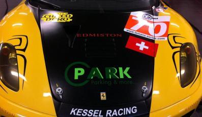 Polski kierowca debiutuje w serii Le Mans