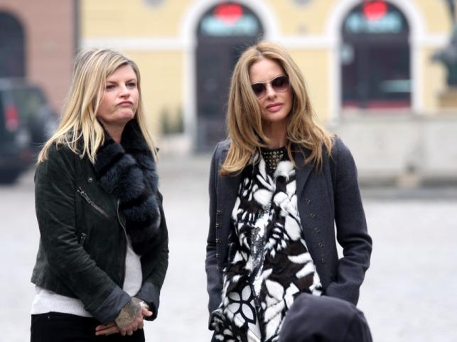 Trinny Woodall i Susannah Constantine ubierają Polskę - Poznań 2011