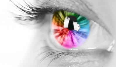 Jeśli źle widzisz kolory, może to być sygnał, że masz niedobór hormonu T4