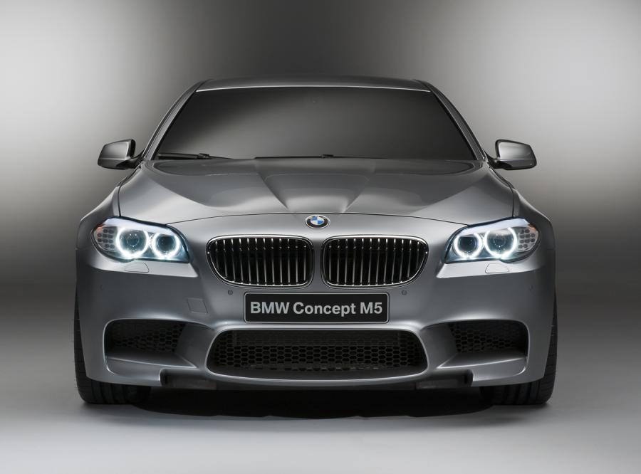 Concept M5, czyli tak wygląda nowe szalone BMW