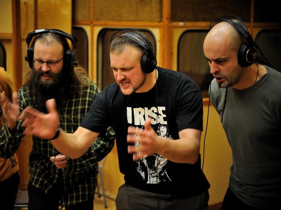 R.U.T.A. w studiu