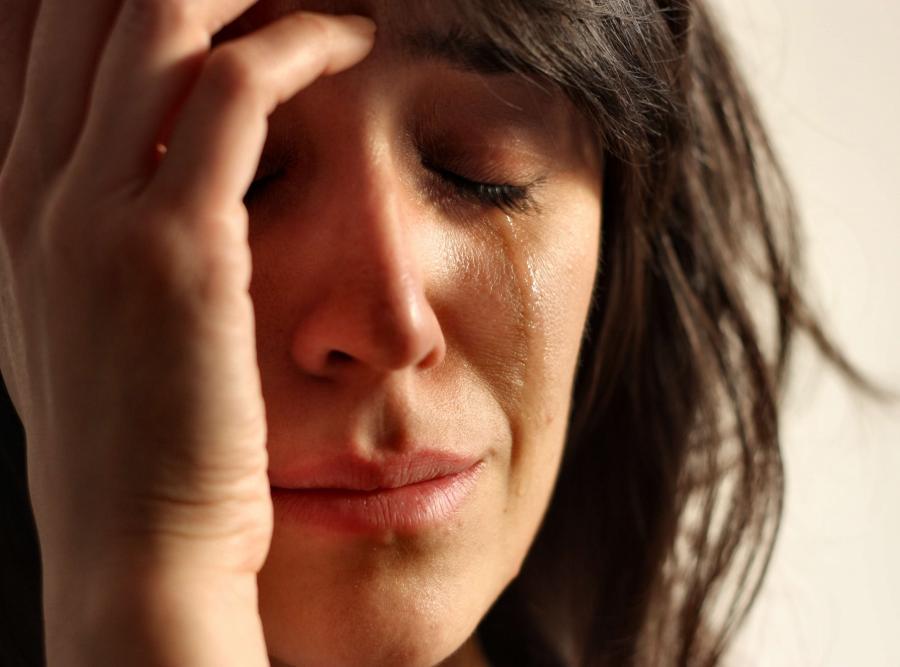 Czy łzy są w stanie porawić nastrój?