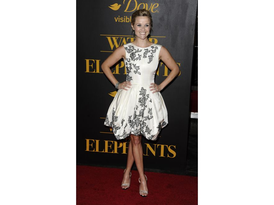 Reese Witherspoon na premierze \