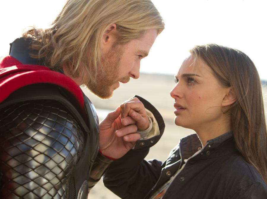 "3. ""Thor"" (8,3 mln)"
