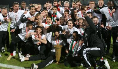 Legia Warszawa zdobyła Puchar Polski