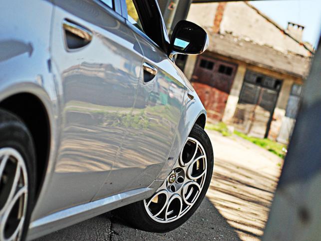 Alfa Romeo 159 TBi