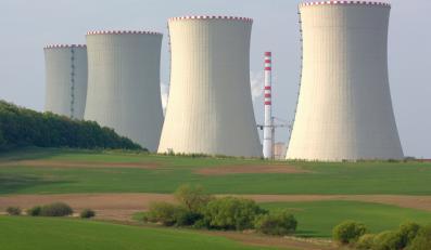 Elektrownia jądrowa -zdjęcie ilustracyjne