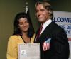 Maria i Arnold w 1983 roku