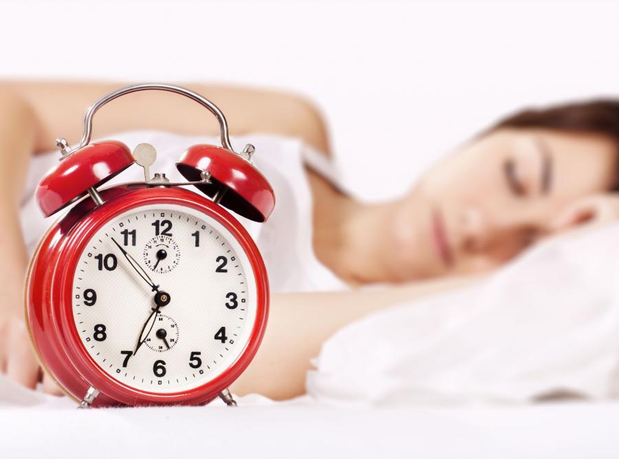 Żeby schudnąć, trzeba się wysypiać