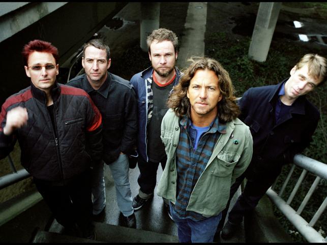 Pearl Jam –20 lat legendy rocka