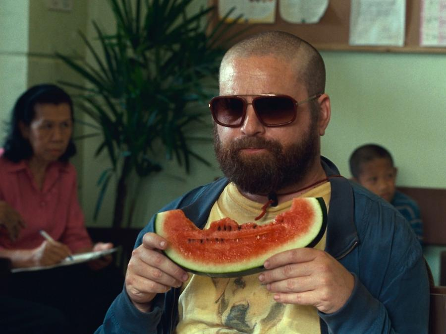 Zach Galifianakis i \