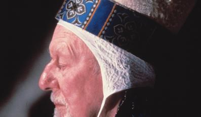 """John Gielgud w """"Księgach Prospera"""""""
