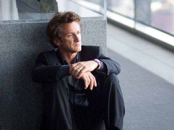 Sean Penn w \