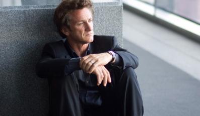 """Sean Penn w """"Drzewie życia"""""""