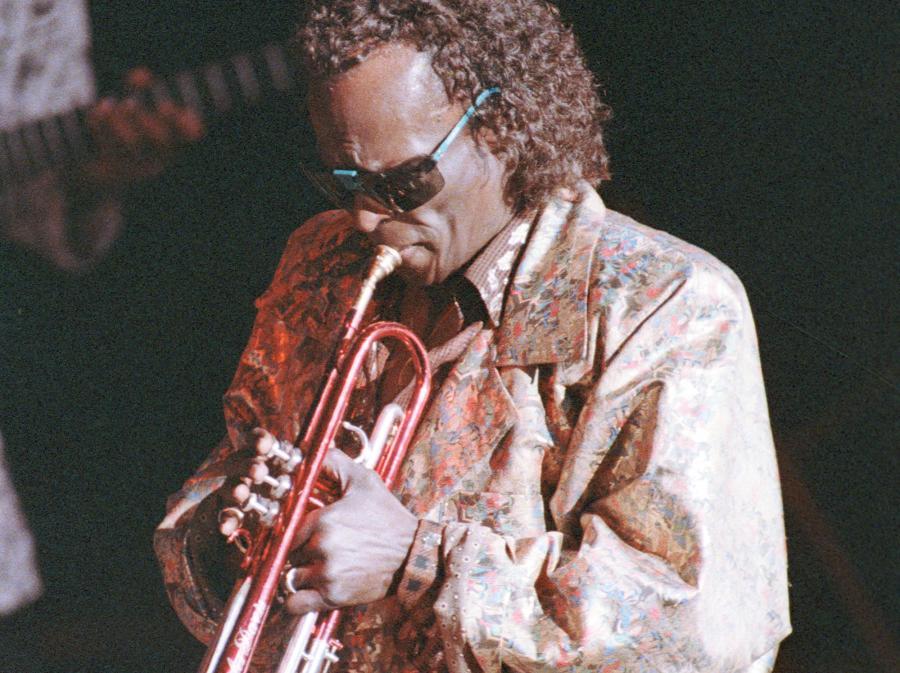 Czarodziej jazzu Miles Davis