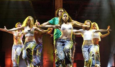 Beat the world. Taniec to moc!