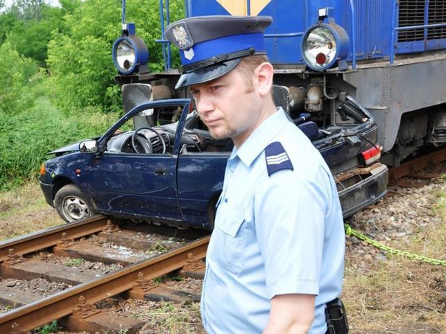 Tak zabija lokomotywa