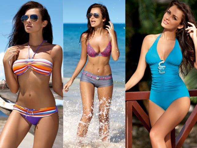 Kobiecość dobrze opakowana - kostiumy kąpielowe z oferty firmy Mewa-styl