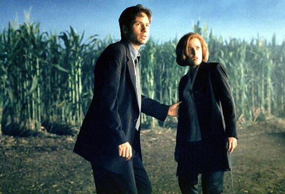 Agenci Scully i Mulder ujawnili tytuł swego powrotu po 10 latach