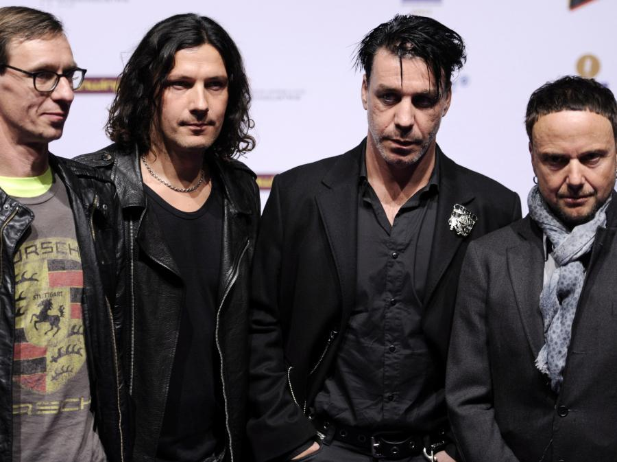 Nowy Rammstein Made In Germany
