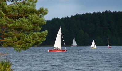 Żuławy rajem dla żeglarzy