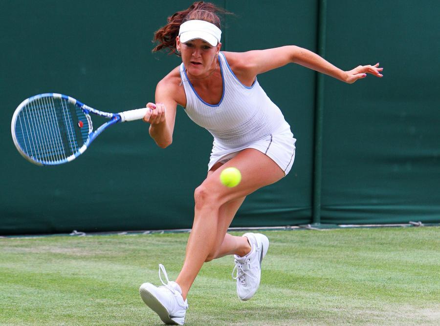 Porażka debla Radwańska-Hantuchova w Wimbledonie