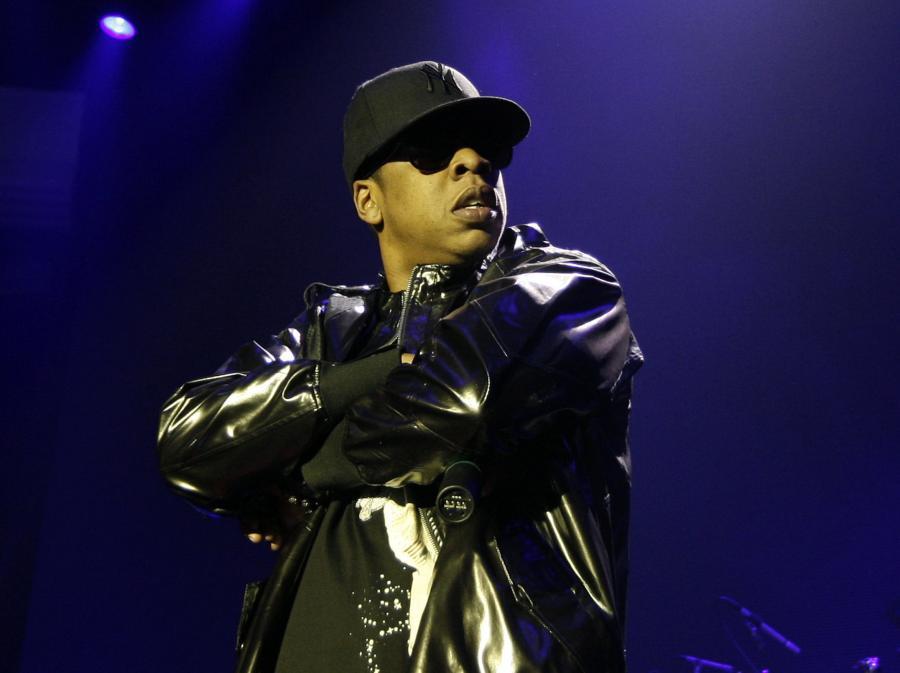 Jay-Z rapuje dla Lenny\'ego Kravitza