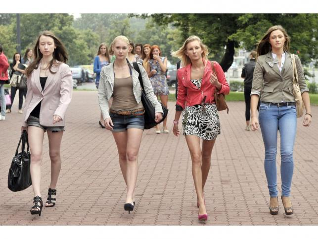 """Warszawski casting do programu """"Top Model. Zostań Modelką"""""""