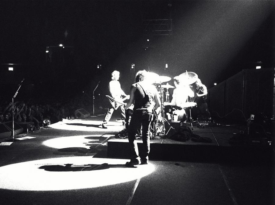 Metallica ujawnia nieznany kawałek z \