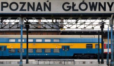 Poznań Główny, zdjęcie ilustracyjne