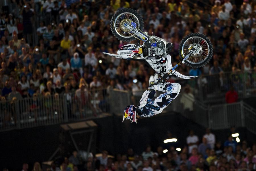 Red Bull X-Fighters w Poznaniu