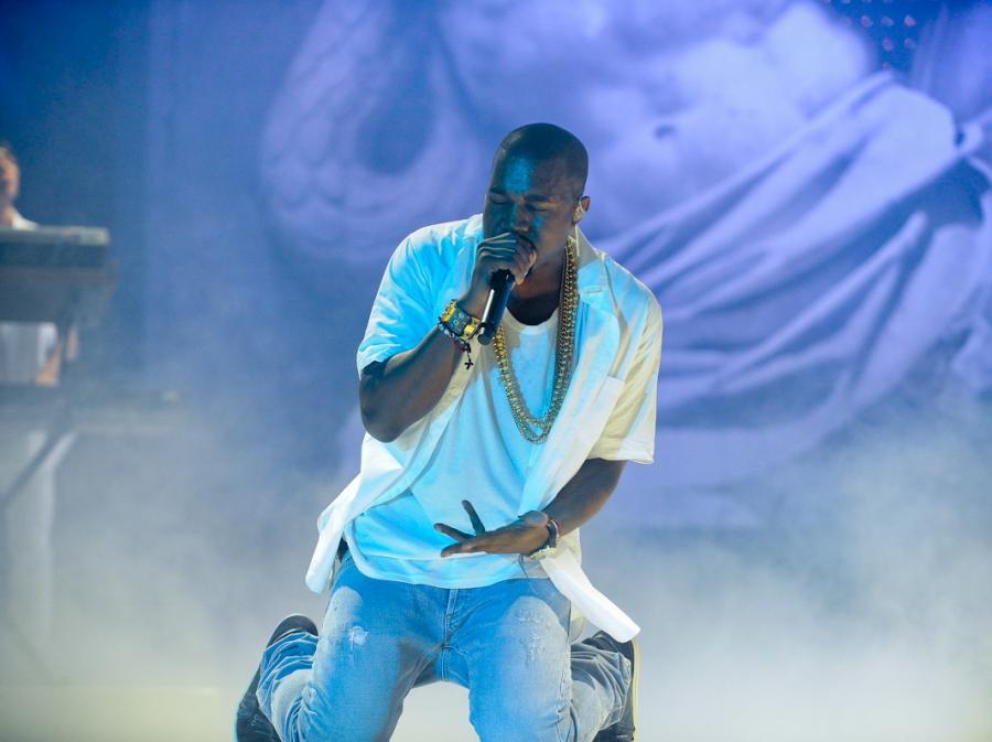 Kanye West wraca na wiosnę